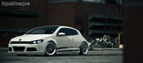VW Scirocco by Agus5593