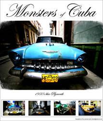 Monsters of Cuba 1 by paulleash