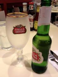 Stella Artois by nosugarjustanger