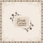Premium Ornate Corners Brushes by Romenig
