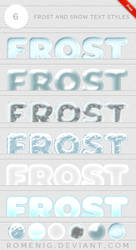 Frost And Snow Styles by Romenig