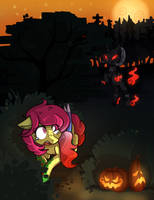 Have a Frightful Nightmare Night! by KYAokay
