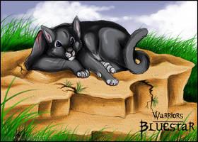 +Warriors+ Bluestar by khunumi