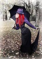 Little Mrs Graveyard by MADmoiselleMeli