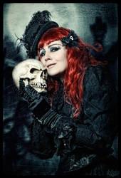 Skull Love by MADmoiselleMeli