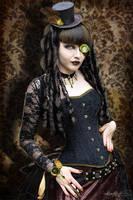 Steampunk II by MADmoiselleMeli