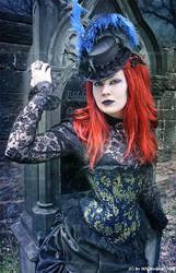 Victorian Midnight II by MADmoiselleMeli