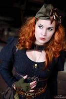 Miss Ginger Steam V by MADmoiselleMeli