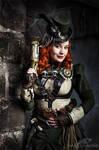 Lady Eliane Steam II by MADmoiselleMeli