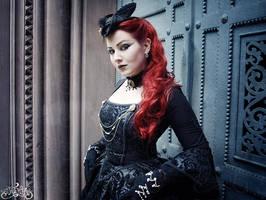 My dark Lady by MADmoiselleMeli
