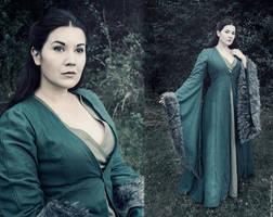 Catelyn Tully Stark by MADmoiselleMeli