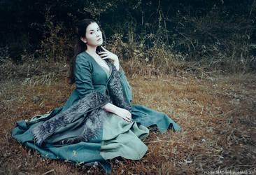 Catelyn Tully Stark II by MADmoiselleMeli