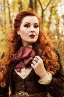 Miss Autumn II by MADmoiselleMeli