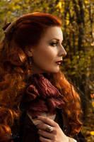Miss Autumn IV by MADmoiselleMeli