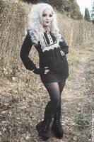 Miss Silver Fox II by MADmoiselleMeli