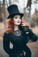 Gravedigger's Daughter III by MADmoiselleMeli