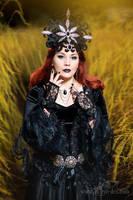 Goddess II by MADmoiselleMeli