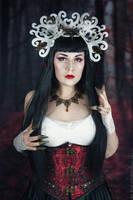 Gothic Geisha II by MADmoiselleMeli