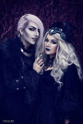Children of the night by MADmoiselleMeli