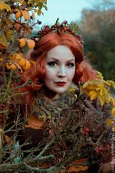 Miss Autumn by MADmoiselleMeli