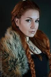 Pagan Princess by MADmoiselleMeli