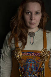 She is a Viking by MADmoiselleMeli