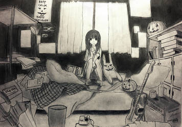 HALLOWEEN DAY [Traditional Version] by Elevenxixer
