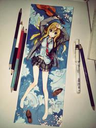 Kaori chan by Elevenxixer