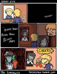 Bloody Mary by lunartakiro