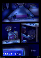 [ENG] page 2 - UNDERVIRUS by Jeyawue