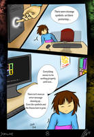 [ENG] page 6 - UNDERVIRUS by Jeyawue