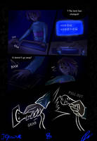 [ENG] page 8 - UNDERVIRUS by Jeyawue