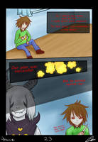 [ENG] page 23 - UNDERVIRUS by Jeyawue