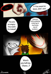 [ENG] Ch.3 page 5 - UNDERVIRUS by Jeyawue