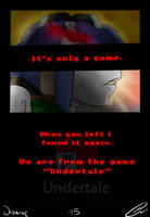 [ENG] Ch.3 page 15 - UNDERVIRUS by Jeyawue