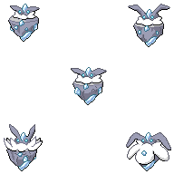 Carbink Forms Sprites by Napate11