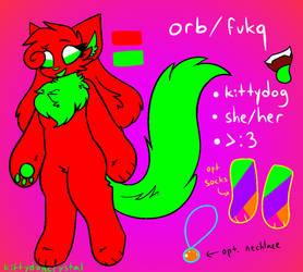 orb ref by kittydogcrystal