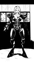 Welcome back commander by MikazukiShigure