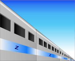 Z Train by travisuped
