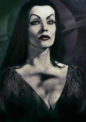Vampira, Inclination Eyebrows by Drochfuil