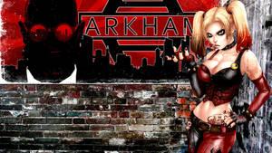 Harley Quinn Wallpaper ver.2 by Franky4FingersX2