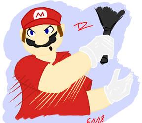 Mario Tennis 6118 by Trezion