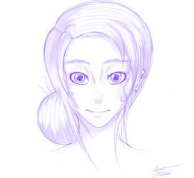 Kenners Sketch by Kriiana