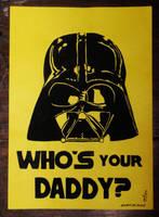 Darth Vader by jedi-jo
