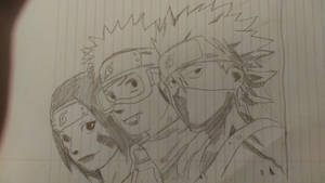 Team Minato #1 by Rin244