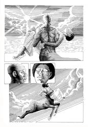 Seahorse comic page 2 by G-Brewer
