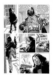 Page 22 of Askari Hodari trade paperback by G-Brewer
