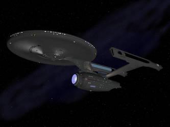 Enterprise by Brian-aka-Anarion