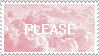 F2U -Donation Box stamps- PLEASE Stamp 2 by wuddle