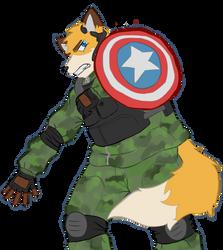Captain Shukin by ShukinTheFox